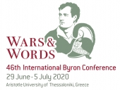 Call for Papers: 46th International Byron Conference