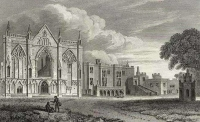 Byron and the Bible, 1-2 May 2015 Newstead Abbey